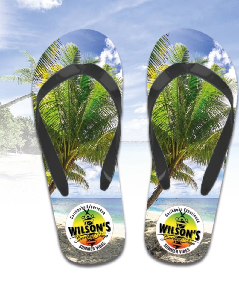 Caribbean Experience Slippers