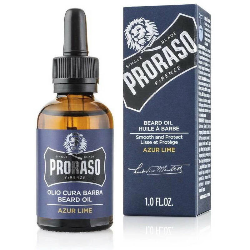 Proraso Beard Oil Azure Lime