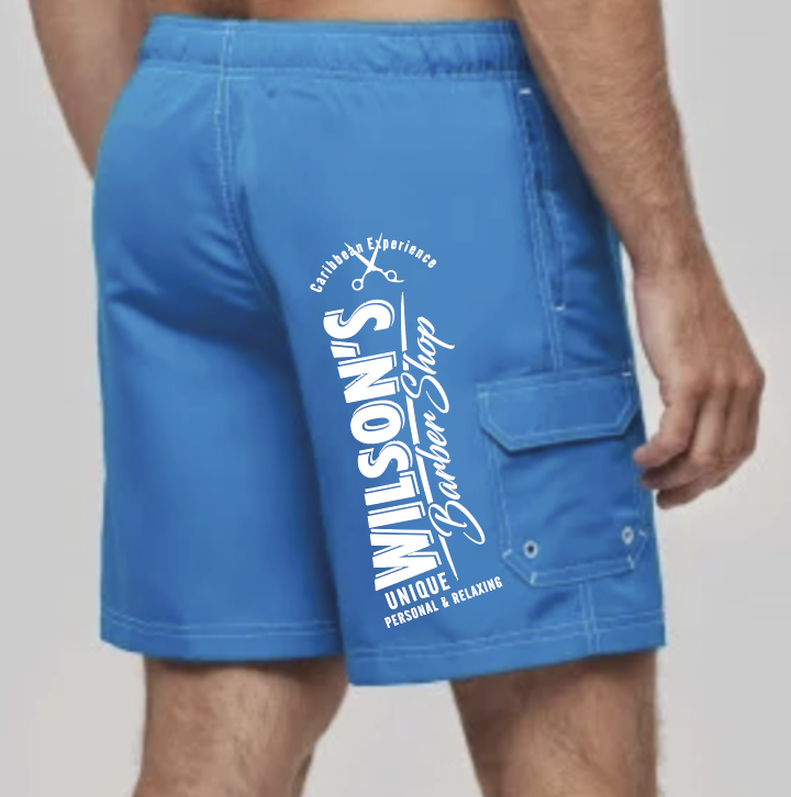 Caribean Experience Swimming Trunks
