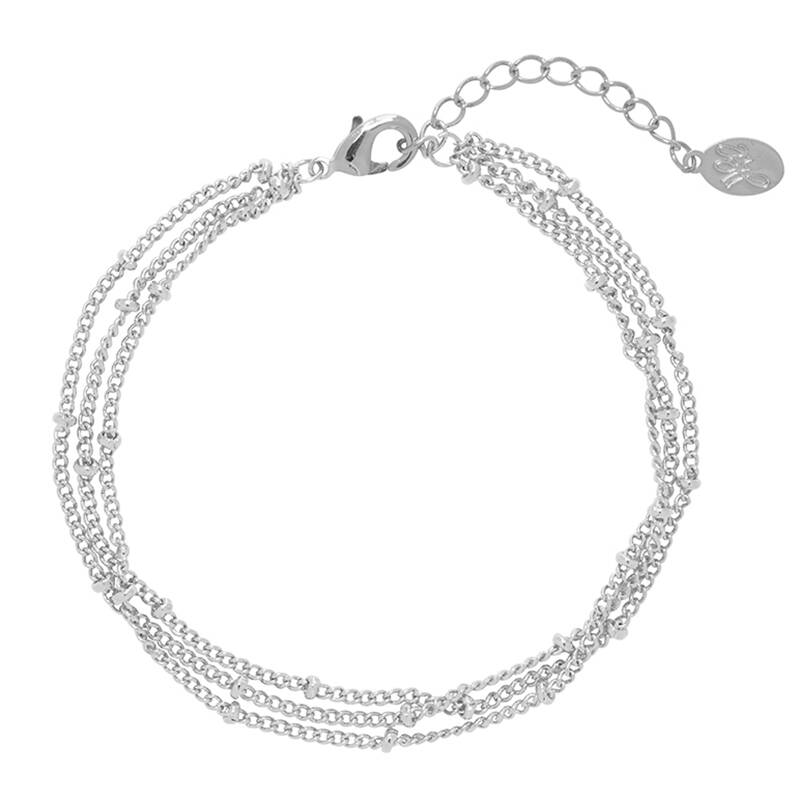 Armband Little Dots silver