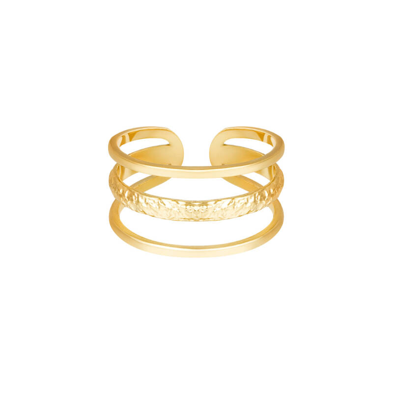 Ring Layers - Gold