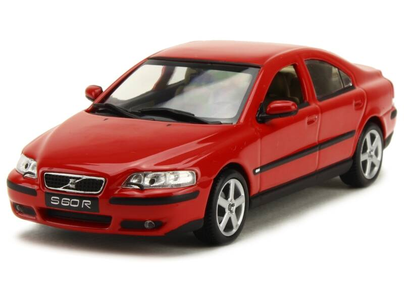 Minichamps Volvo S60R Passion Red 1:43