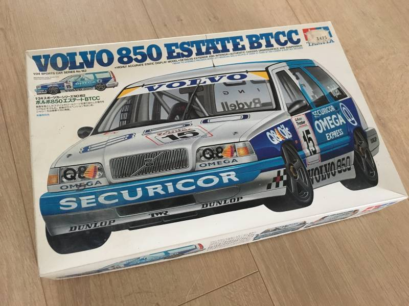 Volvo 850 BTCC Estate Tamiya