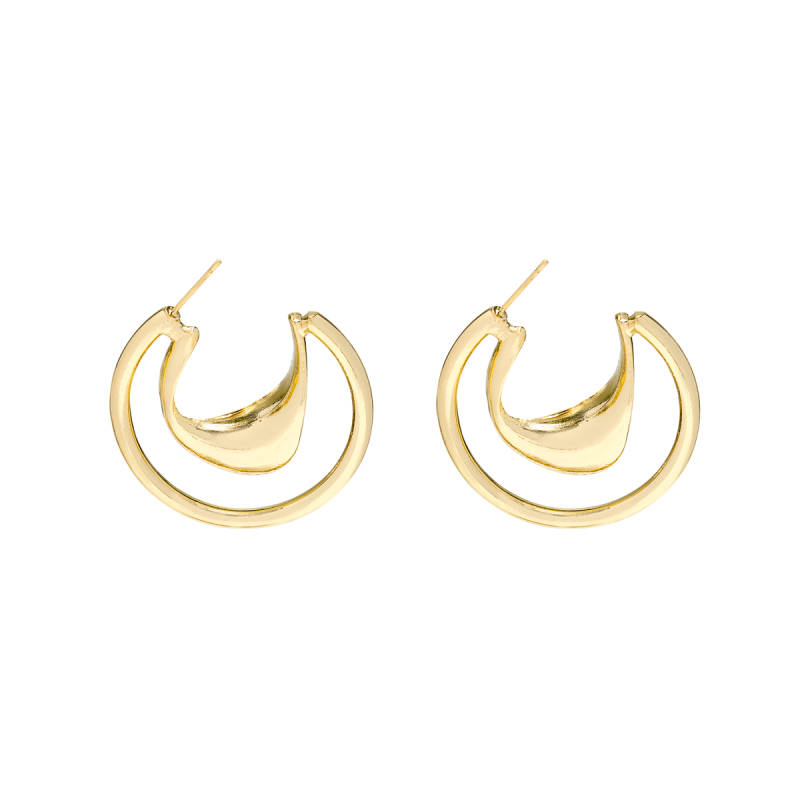 Miss elegant earrings - goud