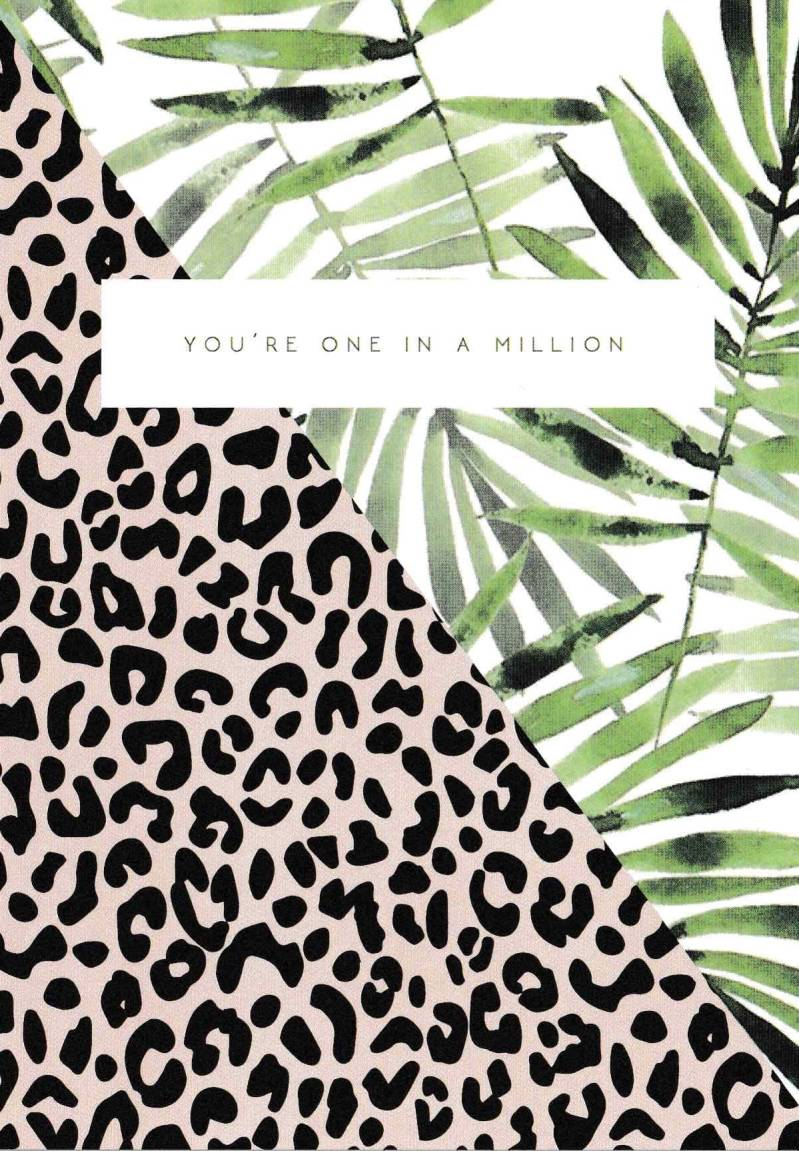 Kaart - you're one of a million