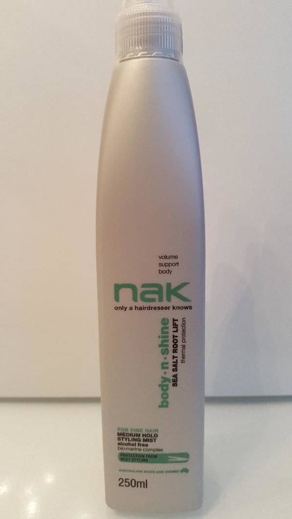 NAK BODY•N•SHINE CONDITIONER
