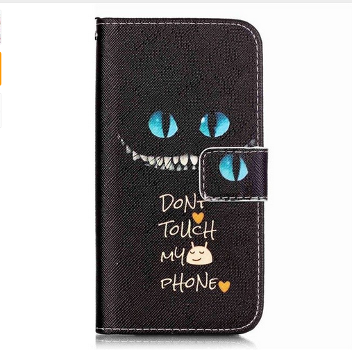Dont touch my phone Flipcase