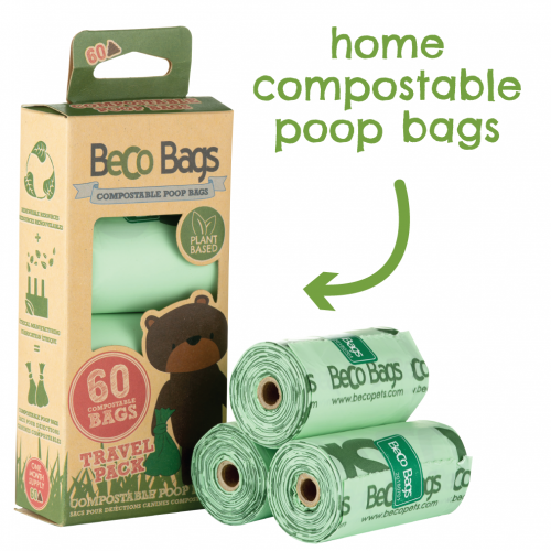Beco Bags Compostable 60 (4x15)