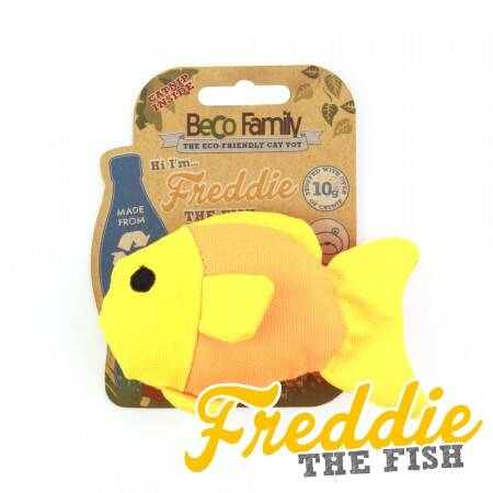 Beco Family Plush Toy Freddie de Fish