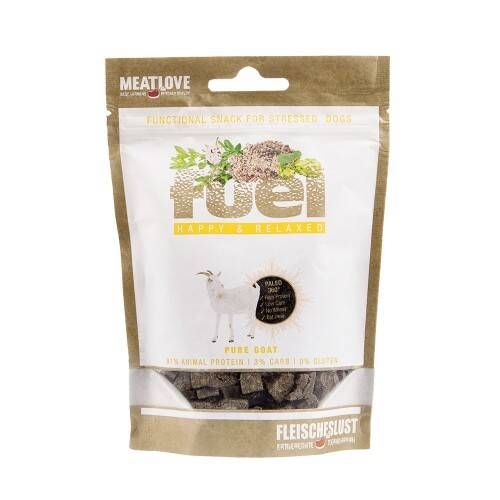 FUEL Training Minis Happy Relax Geit - 80g