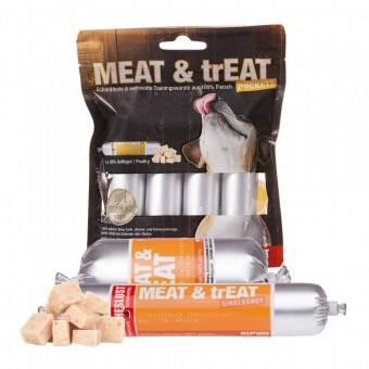 Meat & trEAT Poultry (kip) - 200g