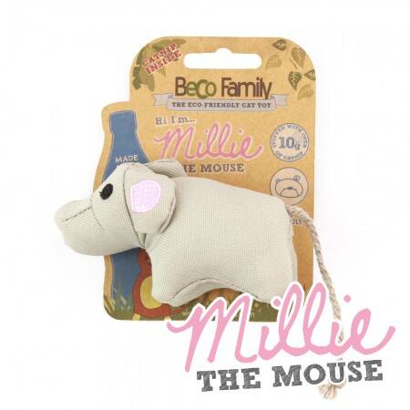 Beco Family Plush Toy Millie de Muis