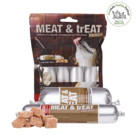 Meat & trEAT Horse (paard) - 200g