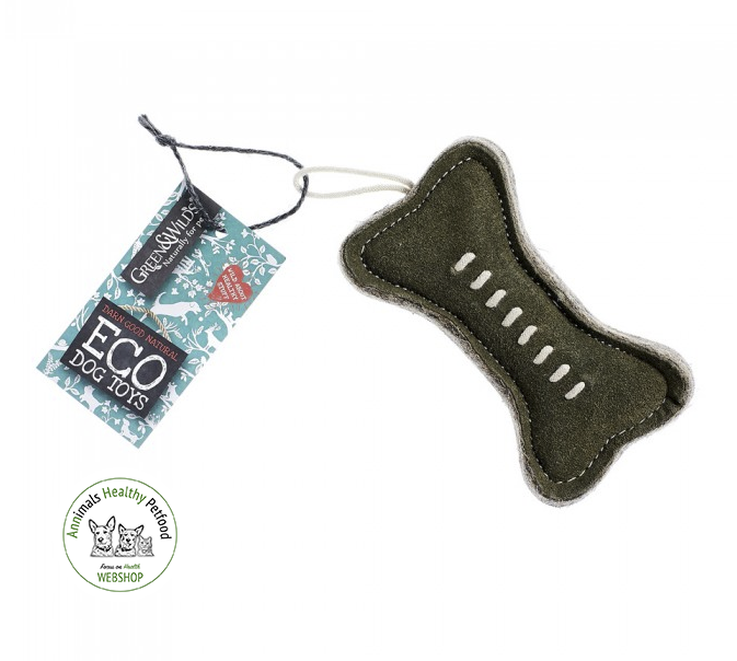 Green Bone - Eco Dog Toy