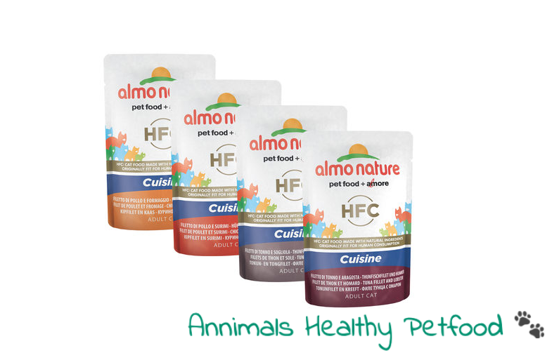 Almo Nature HFC - Cuisine 24 x 55g