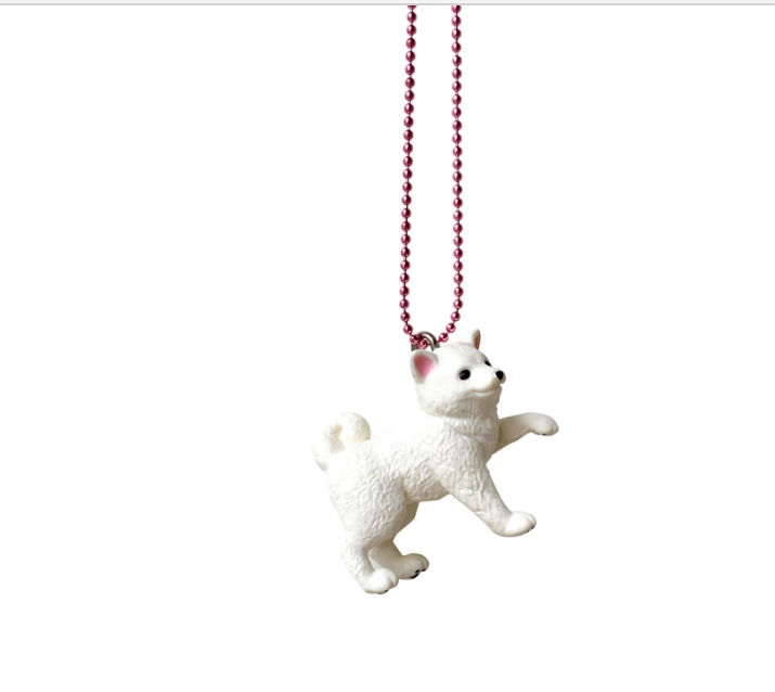 Popcutie necklace puppies