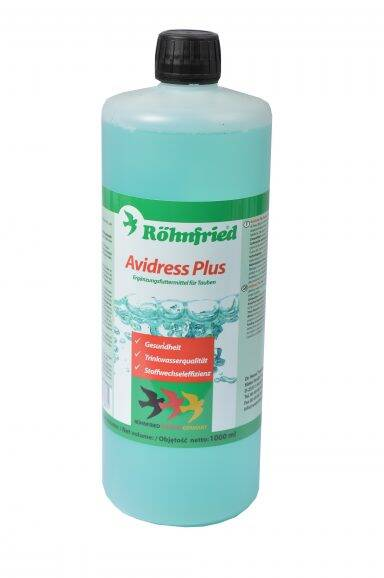 Rohnfried Avidress plus 1 liter