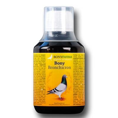 Bony Bronchicron 200 ml