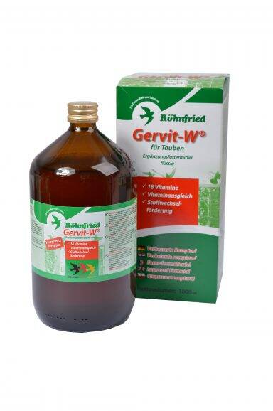 Rohnfried Gervit multivitamine