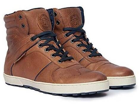 Cadel High-Tops Sneakers Bruin - RECL