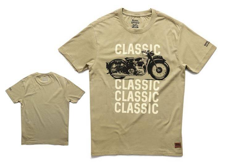 The Classic T-Shirt Olive - RECL