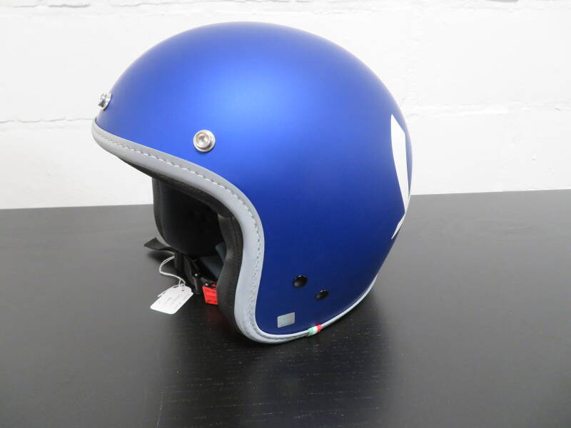 Vespa Color Helm Blauw