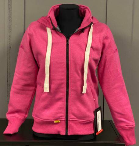Booster Hoodie Roze Dames
