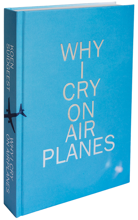 Why I Cry On Airplanes