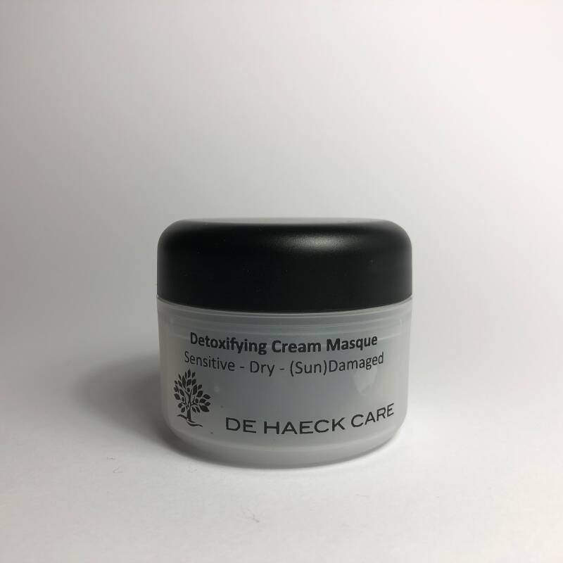 Detoxifying Cream Masque