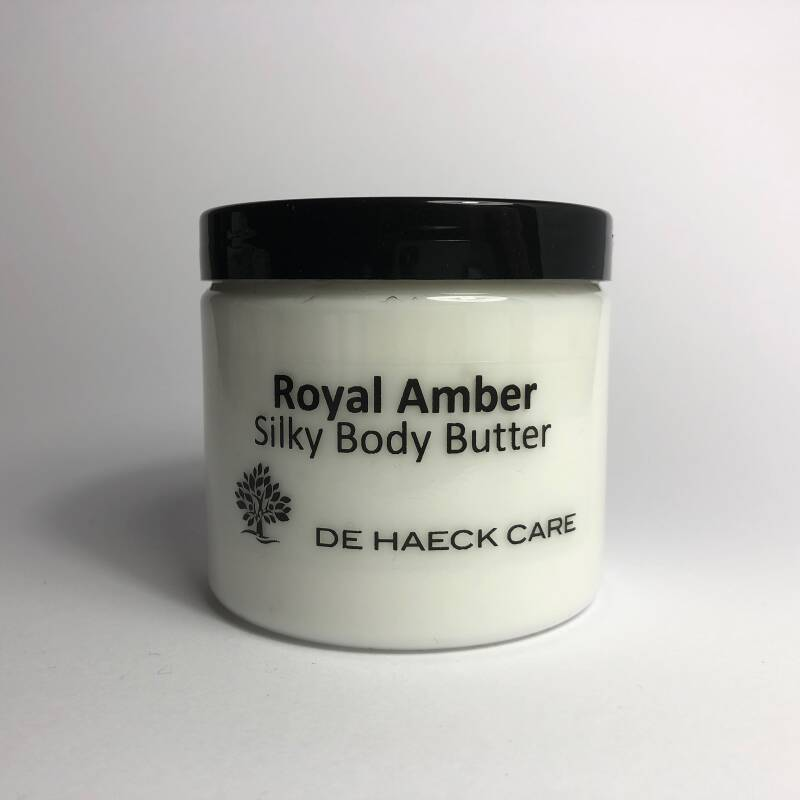 Royal Amber Silky Body Butter