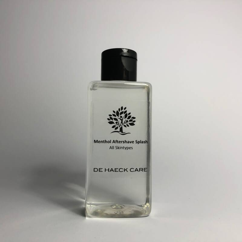 Menthol Aftershave Splash