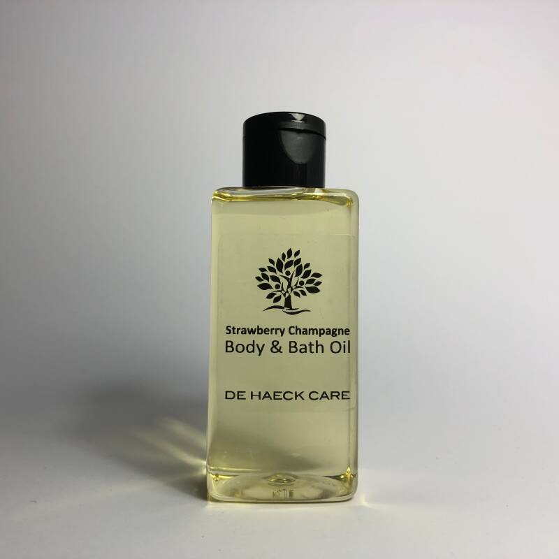 Strawberry Champagne Body & Bath Oil