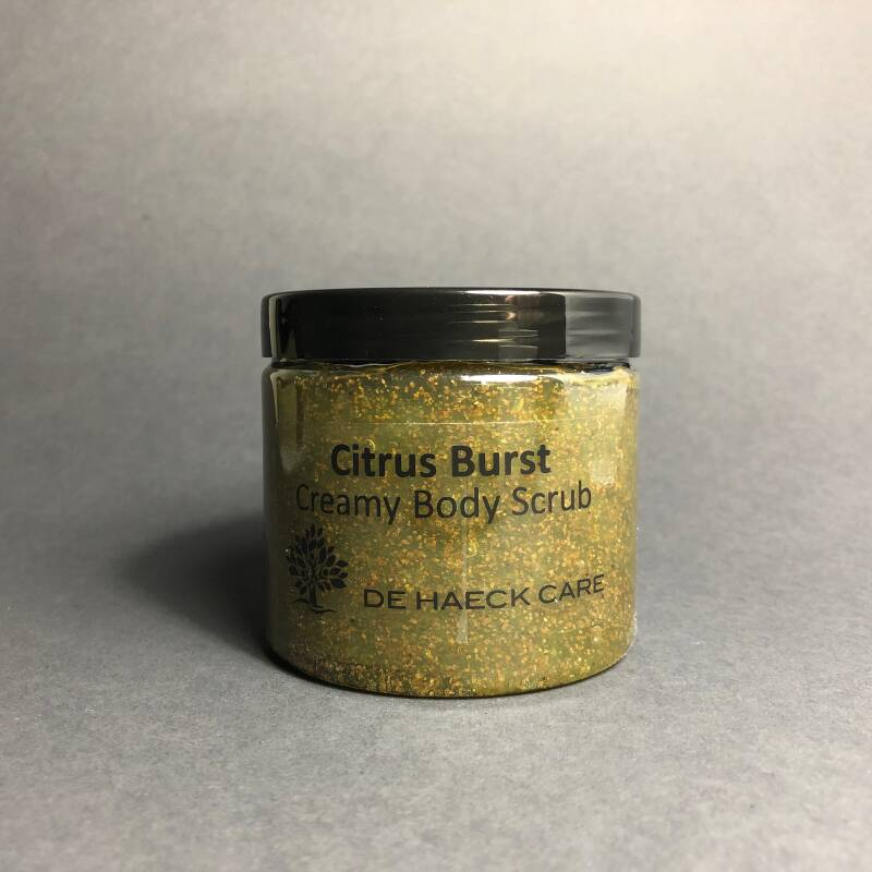 Citrus Burst Creamy Body Scrub