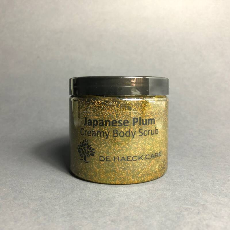 Japanese Plum Creamy Body Scrub