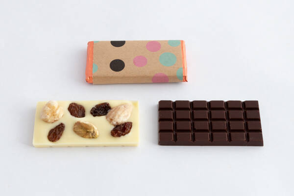 chocolade tablet mini (12g)