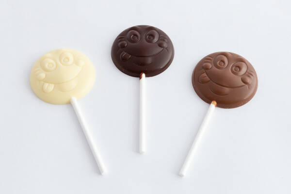smiley lolly