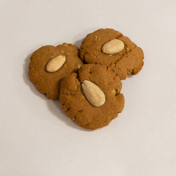 speculaas rond
