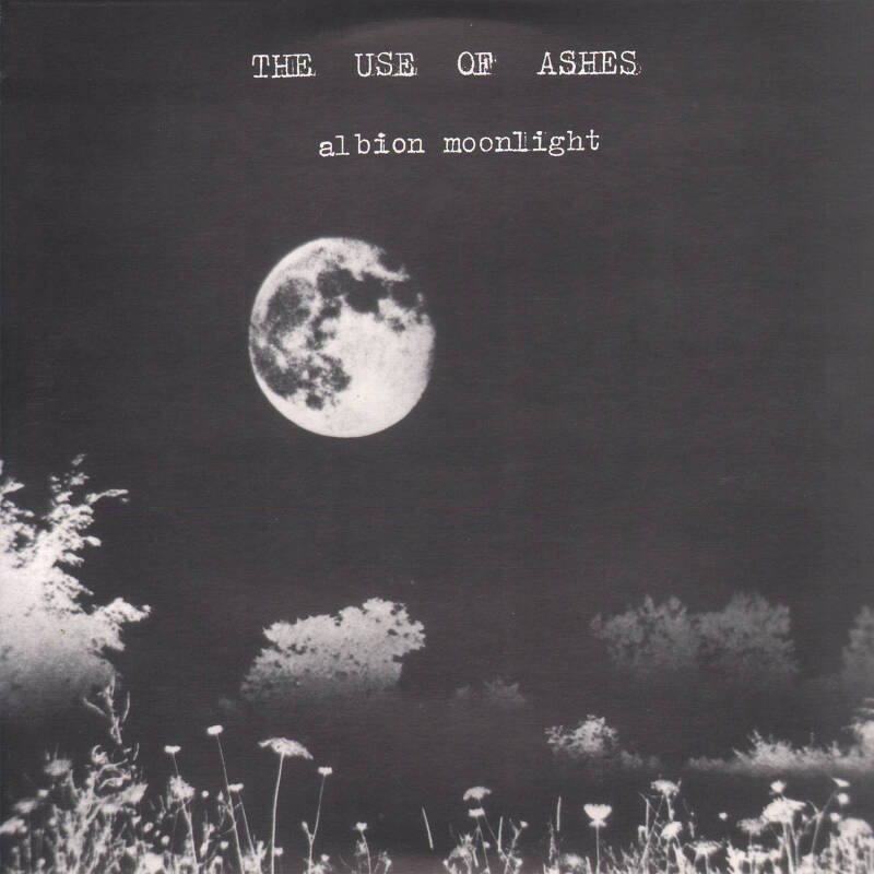 "TF007 // THE USE OF ASHES - ALBION MOONLIGHT (WHITE VINYL 10"")"