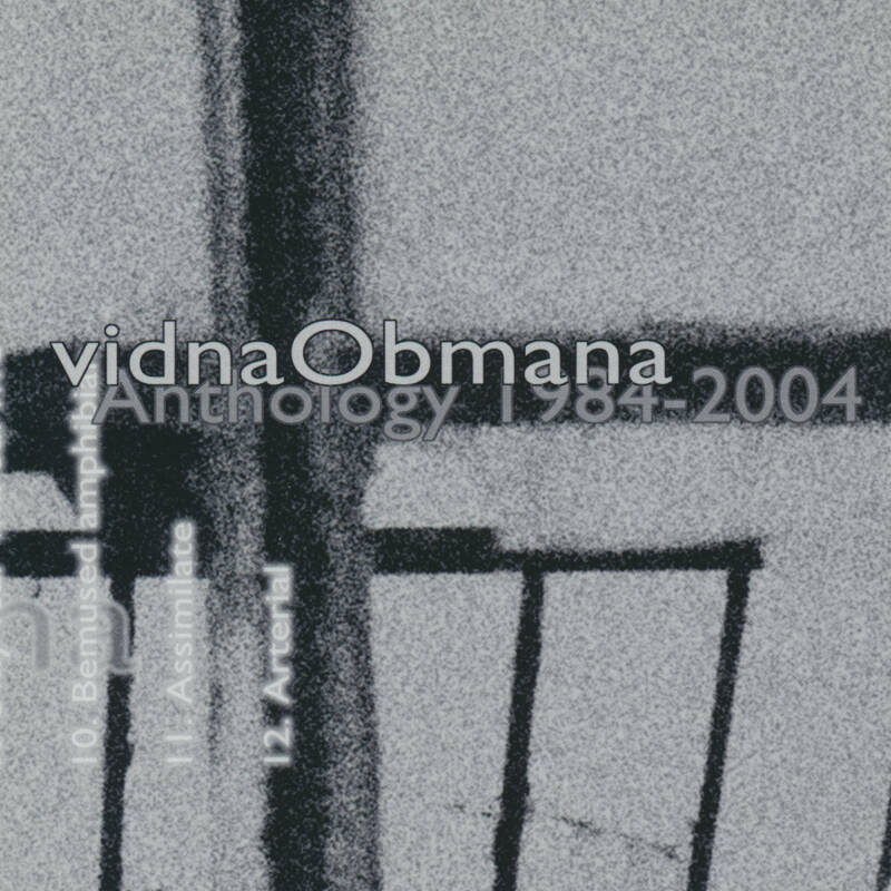 79494 // VIDNAOBMANA - ANTHOLOGY 1984-2004 (CD)