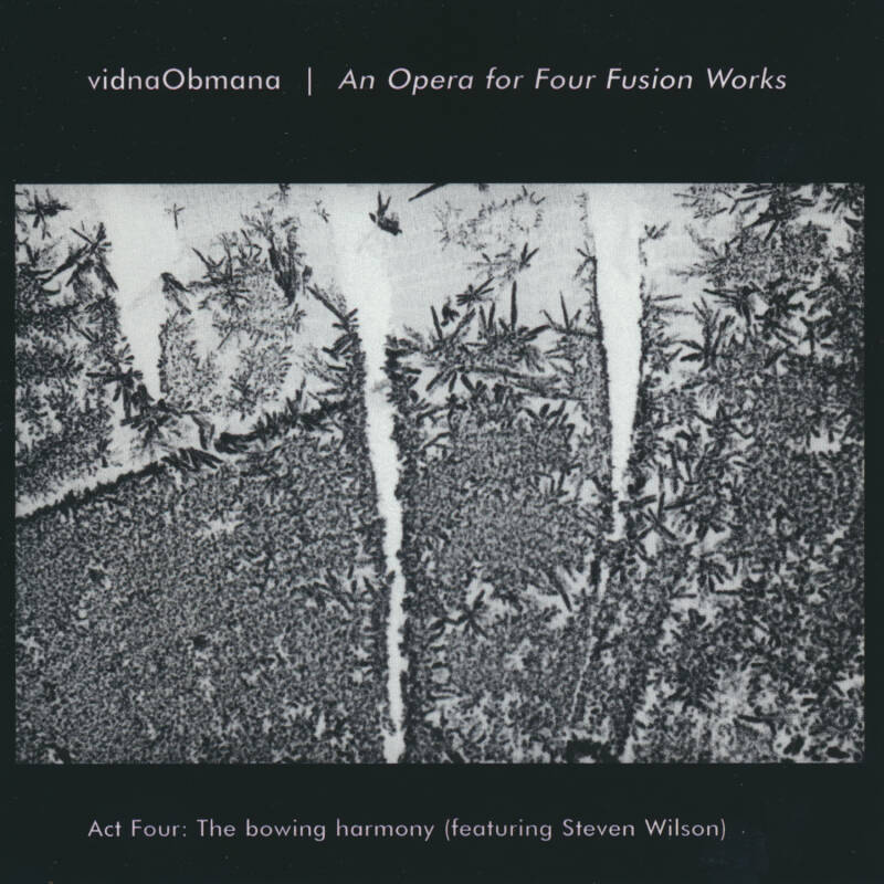 79500 // VIDNAOBMANA - AN OPERA FOR FOUR FUSION WORKS ACT FOUR (CD)