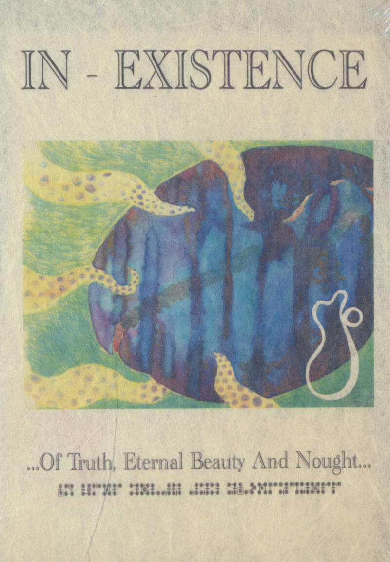 79513 // IN-EXISTENCE - OF TRUTH, ETERNAL BEAUTY AND NOUGHT (CD)