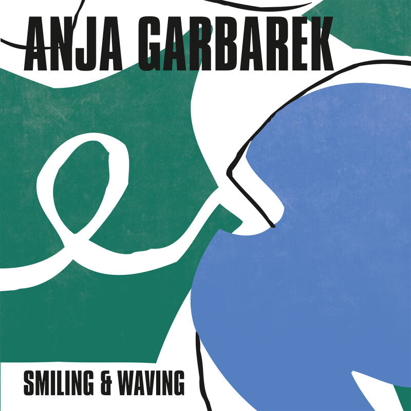 "TF044 // ANJA GARBAREK - SMILING & WAVING (WHITE VINYL LP + 7"")"