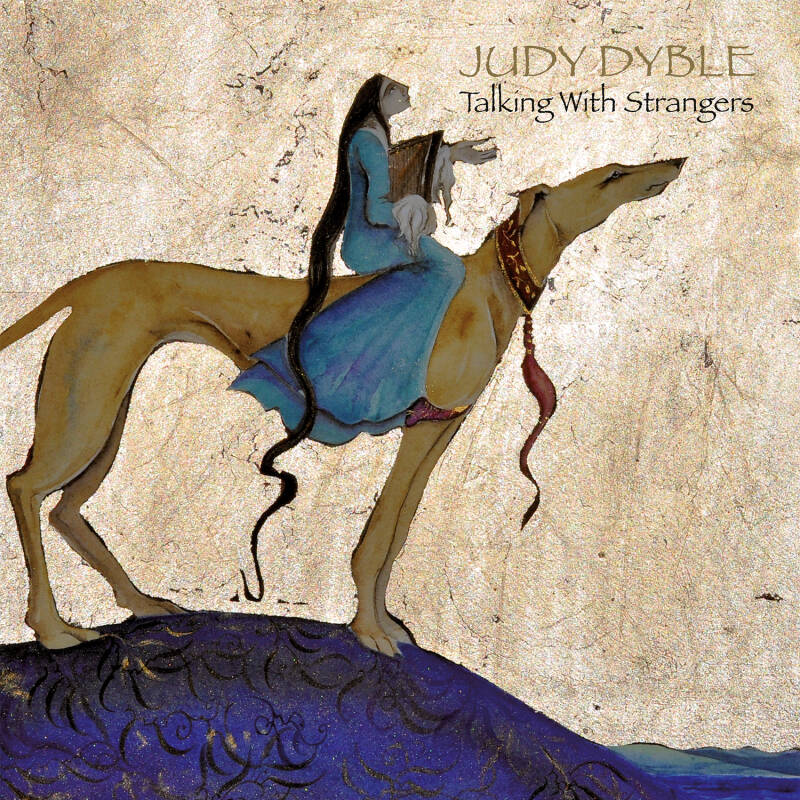 TF070 // JUDY DYBLE - TALKING WITH STRANGERS (LP)
