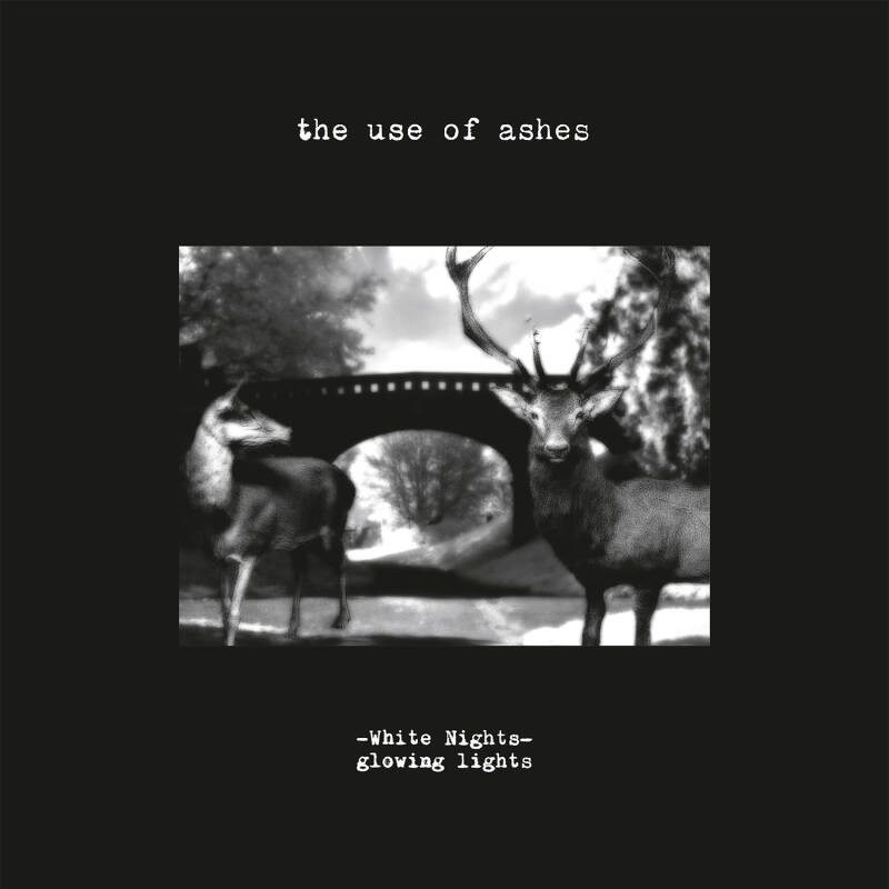 TF072 // THE USE OF ASHES - WHITE NIGHTS - GLOWING LIGHTS (LP)