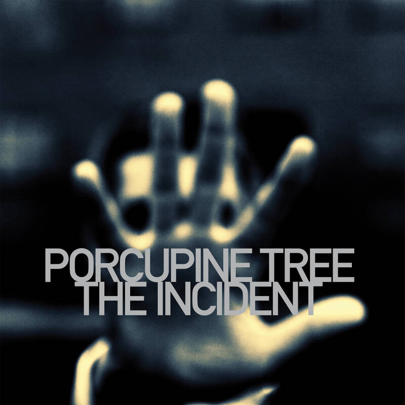 TF082 // PORCUPINE TREE - THE INCIDENT (2LP)