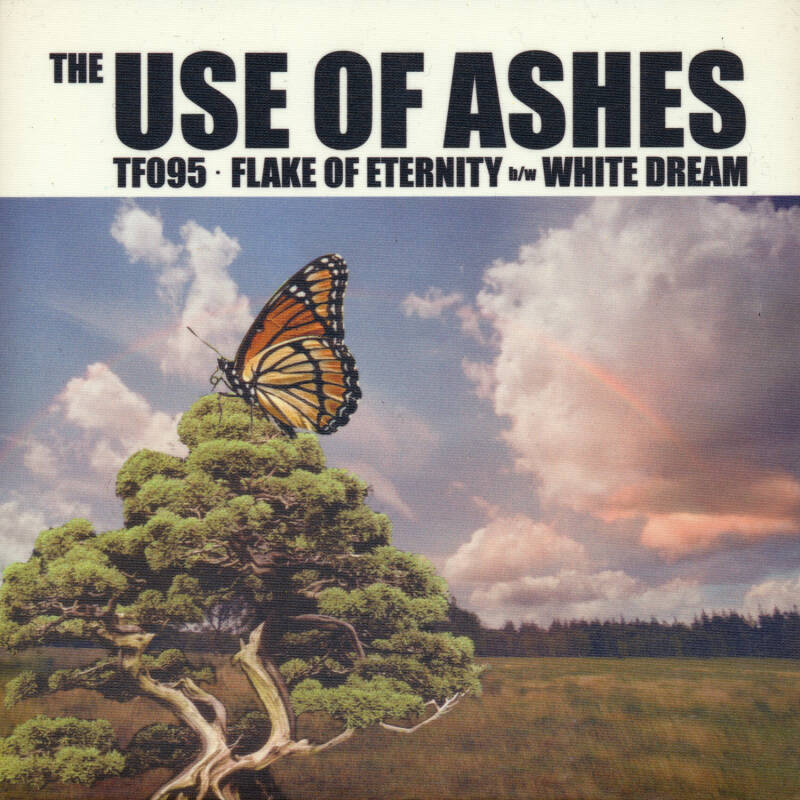 "TF095 // THE USE OF ASHES - FLAKE OF ETERNITY - SLEEVE B (7"")"