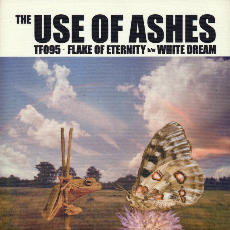"TF095 // THE USE OF ASHES - FLAKE OF ETERNITY - SLEEVE E (7"")"