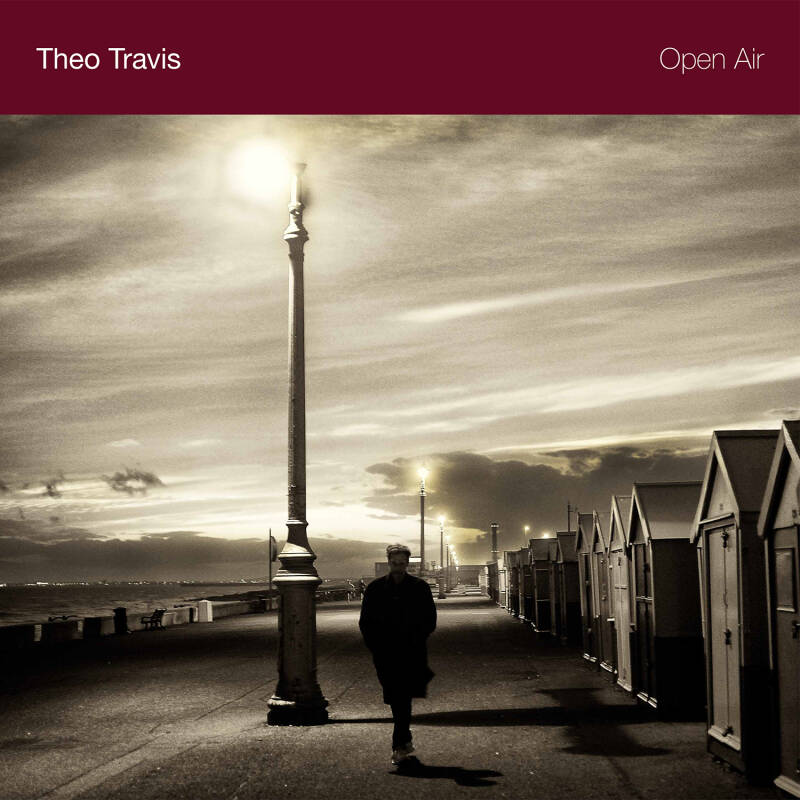 TF184 // THEO TRAVIS - OPEN AIR (LIMITED EDITION LP)