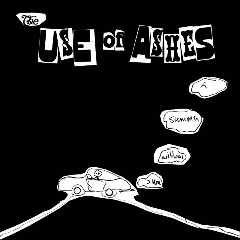 """TF197 // THE USE OF ASHES - A SUMMER WITHOUT SUN (7"""")"""
