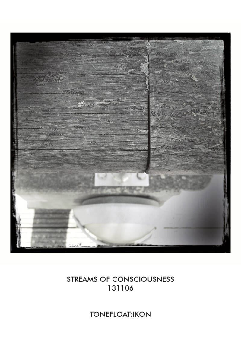 TF/I131106 // DIRK SERRIES - STREAMS OF CONSCIOUSNESS 131106 (LP)